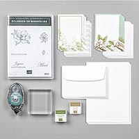CARTES ALLÉE DES MAGNOLIAS BUNDLE (FRENCH)