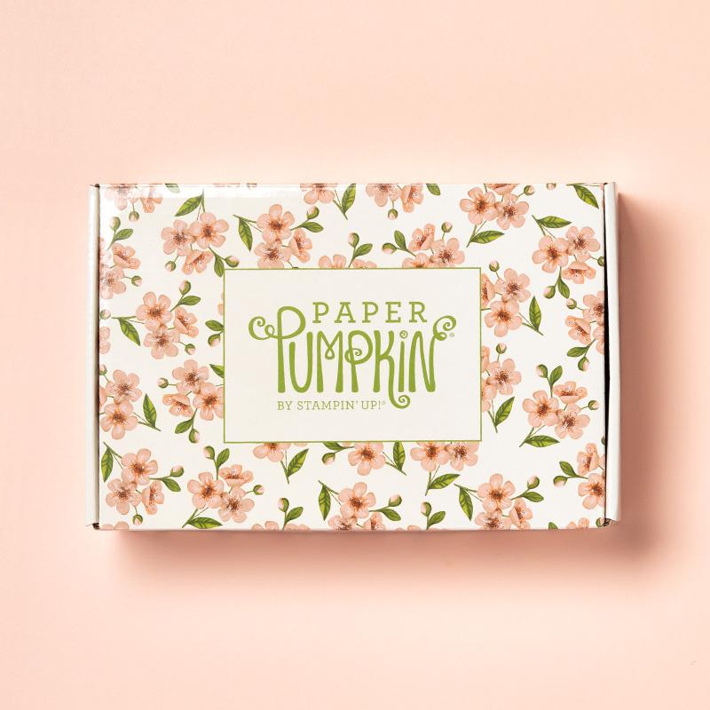 Gruß & Kuss von Shelli Paper Pumpkin Kit