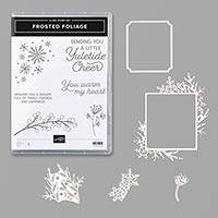 FROSTED FOLIAGE BUNDLE