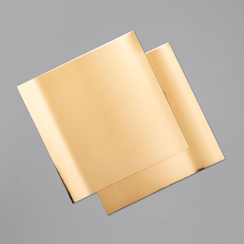 Brass Foil Sheets