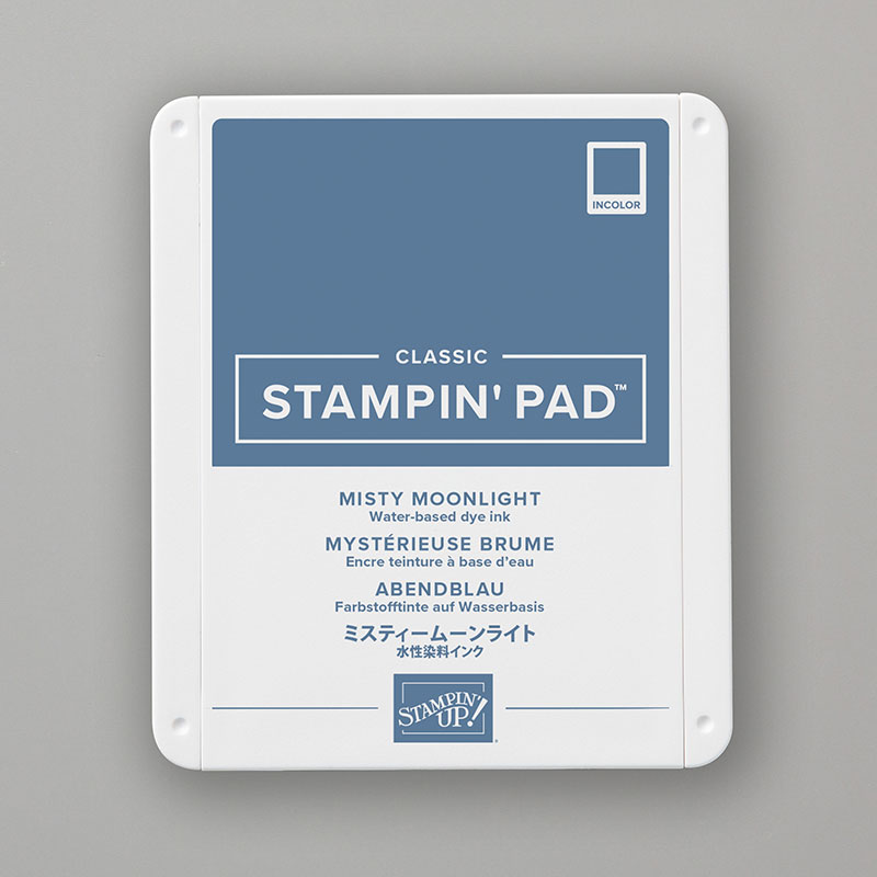 Misty Moonlight Classic Ink Pad