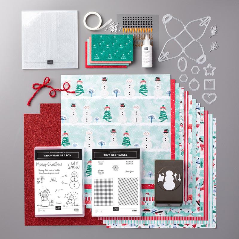 Let it snow product suite