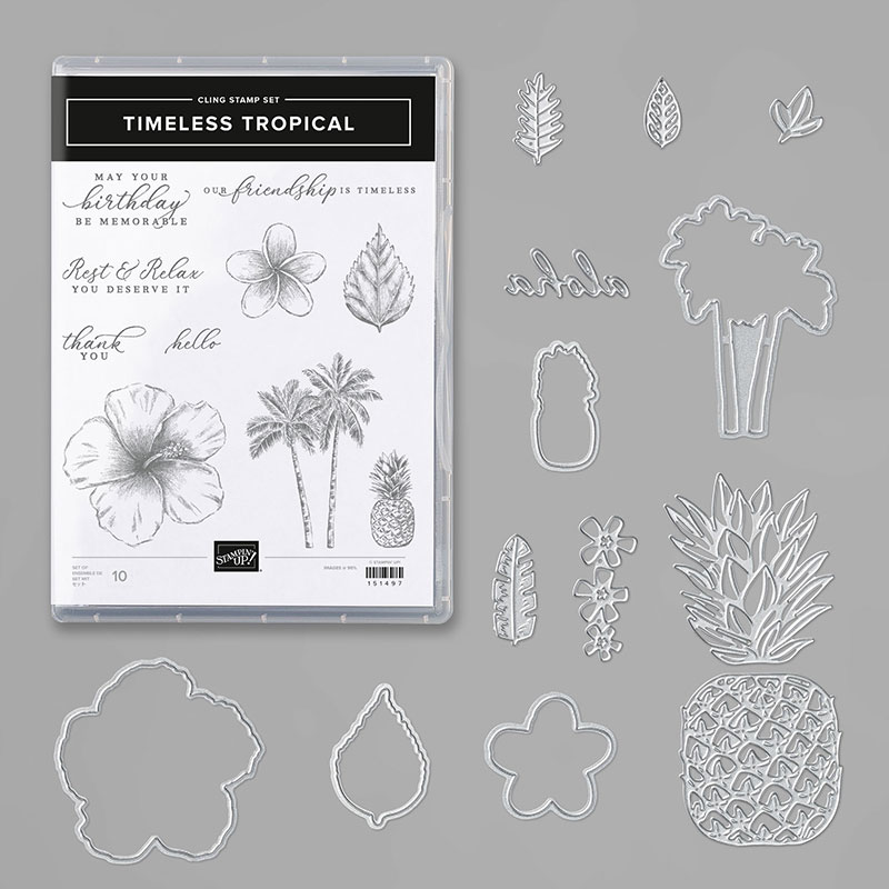 #153811 Timeless Tropical Bundle