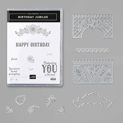 BIRTHDAY JUBILEE BUNDLE