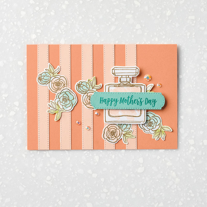 Dressed To Impress - Mother's Day Note Card
