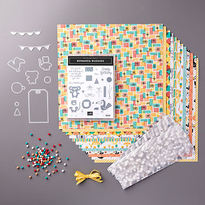BIRTHDAY BONANZA SUITE BUNDLE