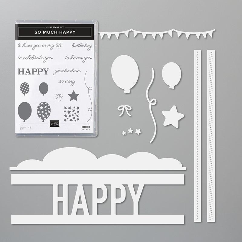 SO MUCH HAPPY BUNDLE (ENGLISH)