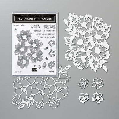 FLORAISON PRINTANIÈRE BUNDLE (FRENCH)