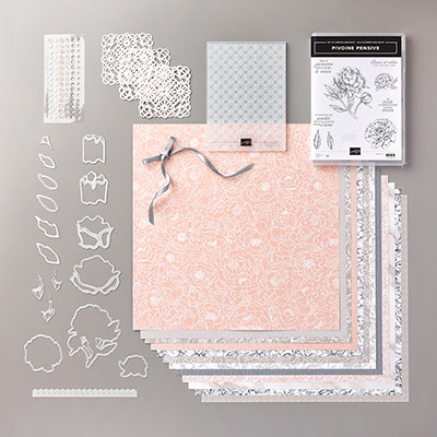 JARDIN DE PIVOINES SUITE COLLECTION (FRENCH)