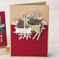 Dashing Deer Cards