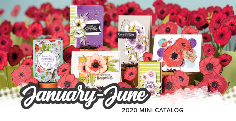 Stampin' Up! New Products Banner