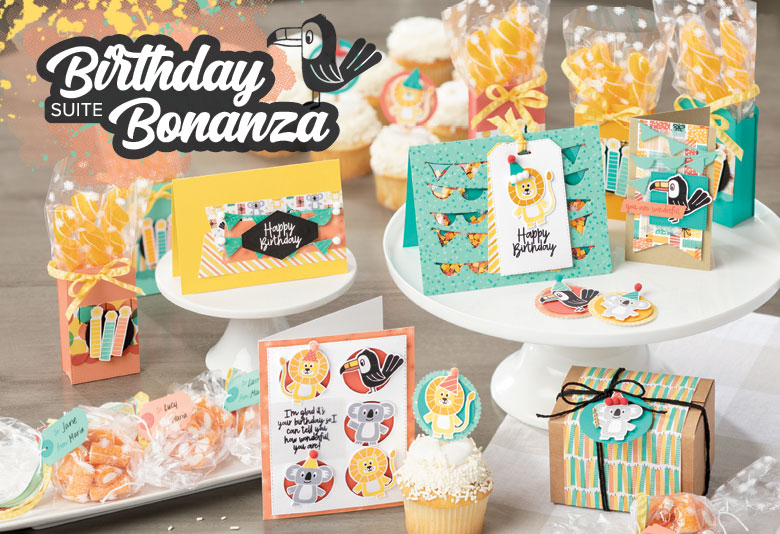 Birthday Bonanza the Fun Way!!