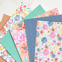 Designer Series Paper, Stacks, & Coordinating Cardstock