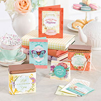 Tea Room Suite for Paper Craft and Card Making