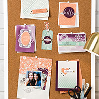 Delightfully Detailed Suite for Paper Craft and Card Making
