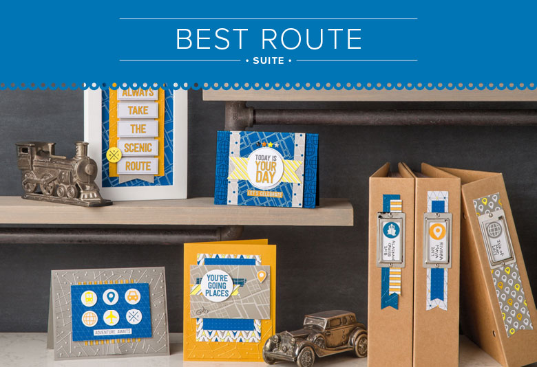 Best Route Suite for Paper Craft and Card Making