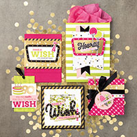 Broadway Bound Suite for Paper Craft and Card Making
