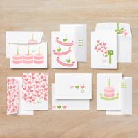 CELEBRATE WITH CAKE CARDS BUNDLE