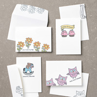 HOOT HOOT HOORAY CARDS BUNDLE