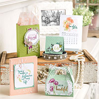 Share What You Love Suite for Paper Craft and Card Making