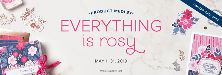 Everything Is Rosy Product Medley
