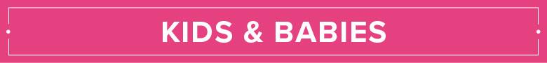 For Babies & Kids Stamp Sets