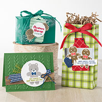 Holiday Stamp Sets