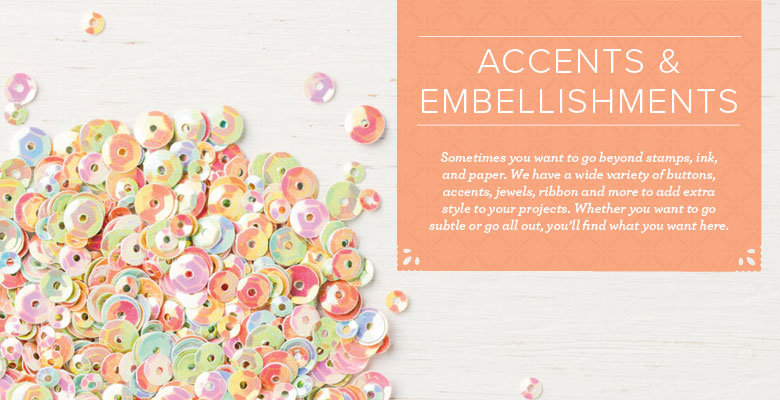 Craft Accents & Embellishments