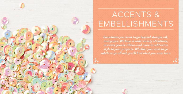 Craft Accents & Embellishments