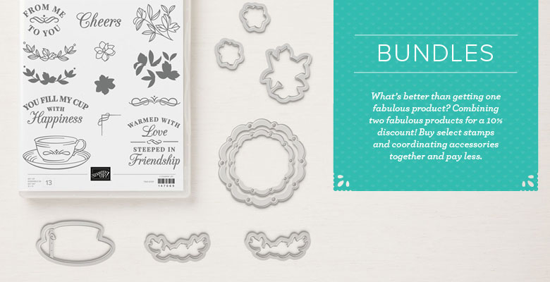 Bundles – Save 10% on Stamps and Accessories