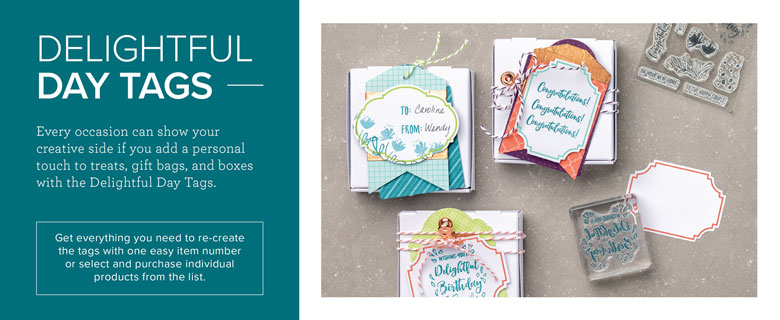 DELIGHTFUL DAY TAGS BUNDLE