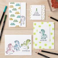 ZANY ZEBRA CARDS