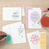 HOORAY TO YOU CARDS & ENVELOPES