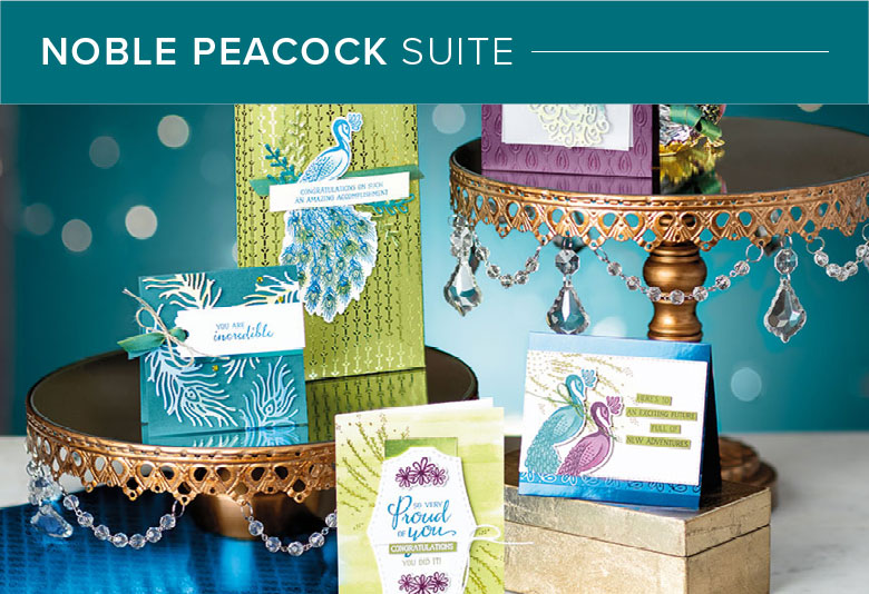 Noble Peacock Suite