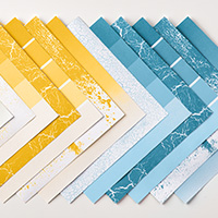 Designer Series Paper, Stacks, & Coordinating Cardstock