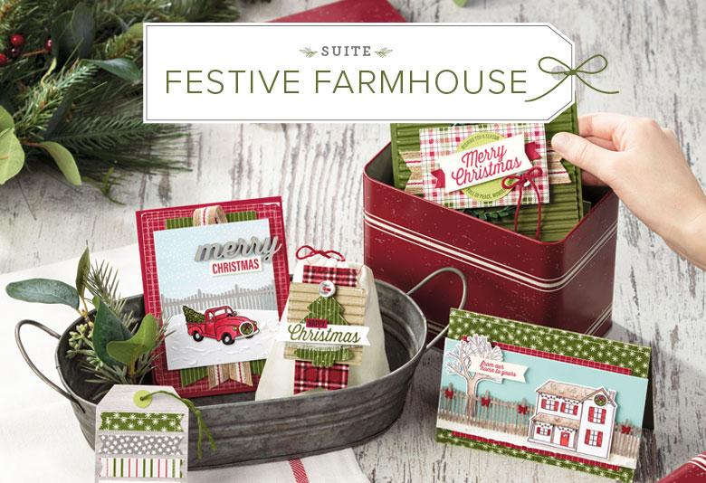 Festive Farmhouse