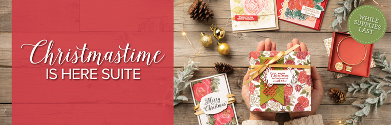 Christmastime Is Here Product Suite