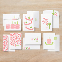 CELEBRATE WITH CAKE CARDS BUNDLE
