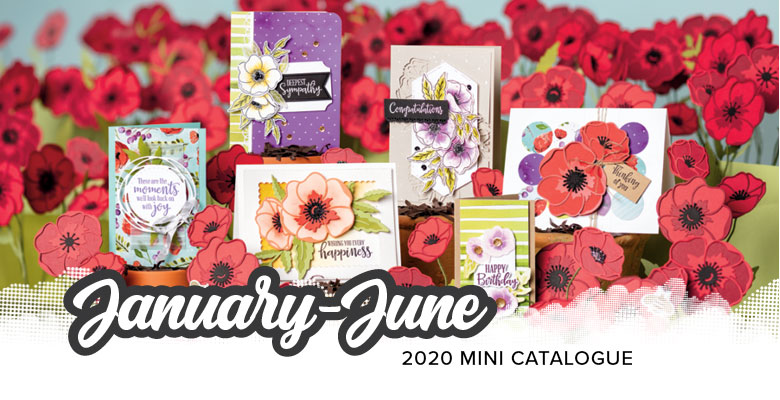 January-June 2020 Mini Catalog