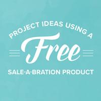 Sale-A-Bration Project Ideas