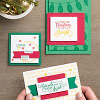 メイキング・クリスマス・ ブライト・カード