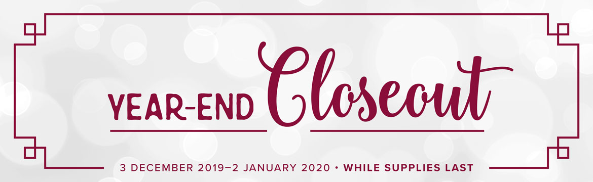 Year-End Closeout