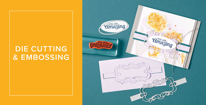 Cutting & Embossing