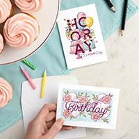Birthday Statements Cards
